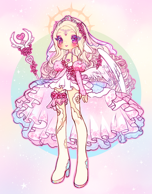 [ Aurami II ] Bridal Rose