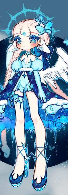 ★ Aurami I   Ice Butterfly