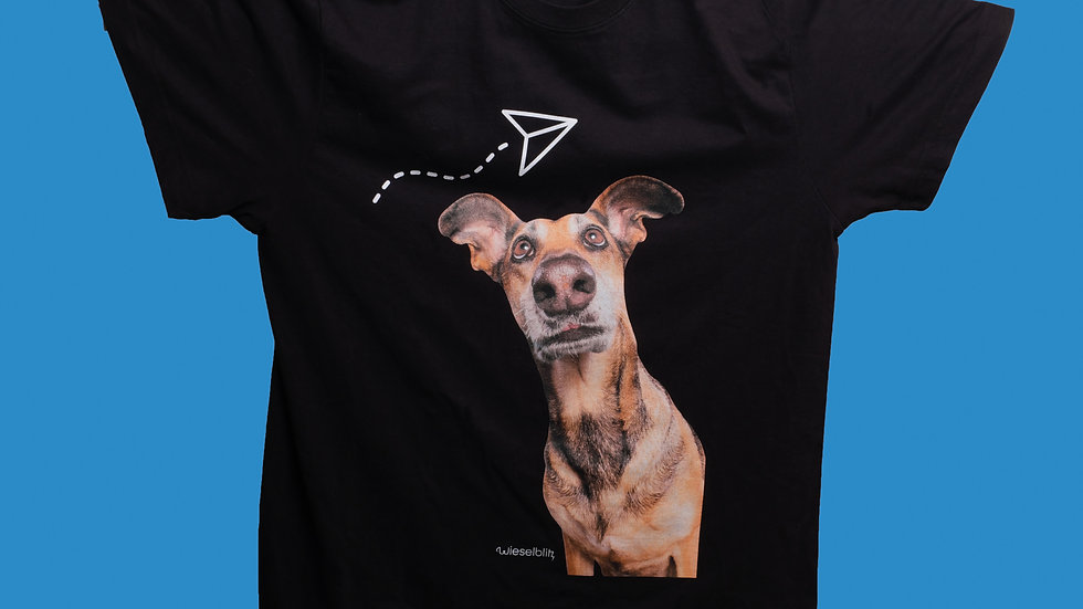 "T-Shirt ""Paper Plane"""