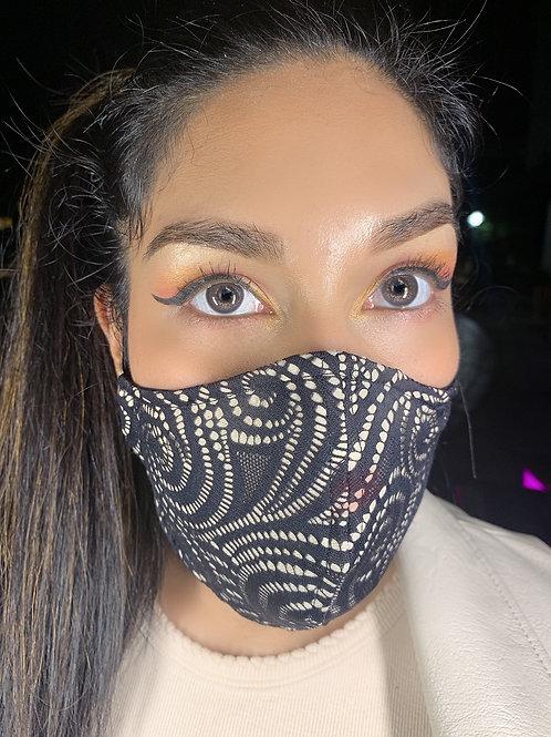LACE Glam Masks (Adult Female)