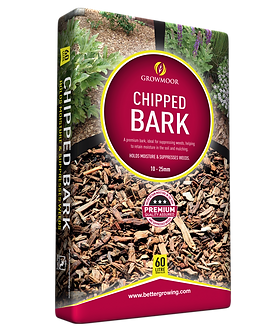 Chipped Bark 60L - 2 for £12