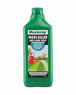 Maxicrop Moss Killer & Lawn Tonic