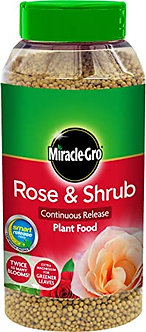 MIRACLE-GRO ROSE AND SHRUB SHAKER