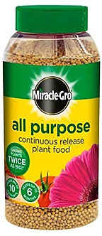 MIRACLE-GRO SLOW RELEASE