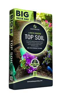 Top Soil 35L - 3 for £10