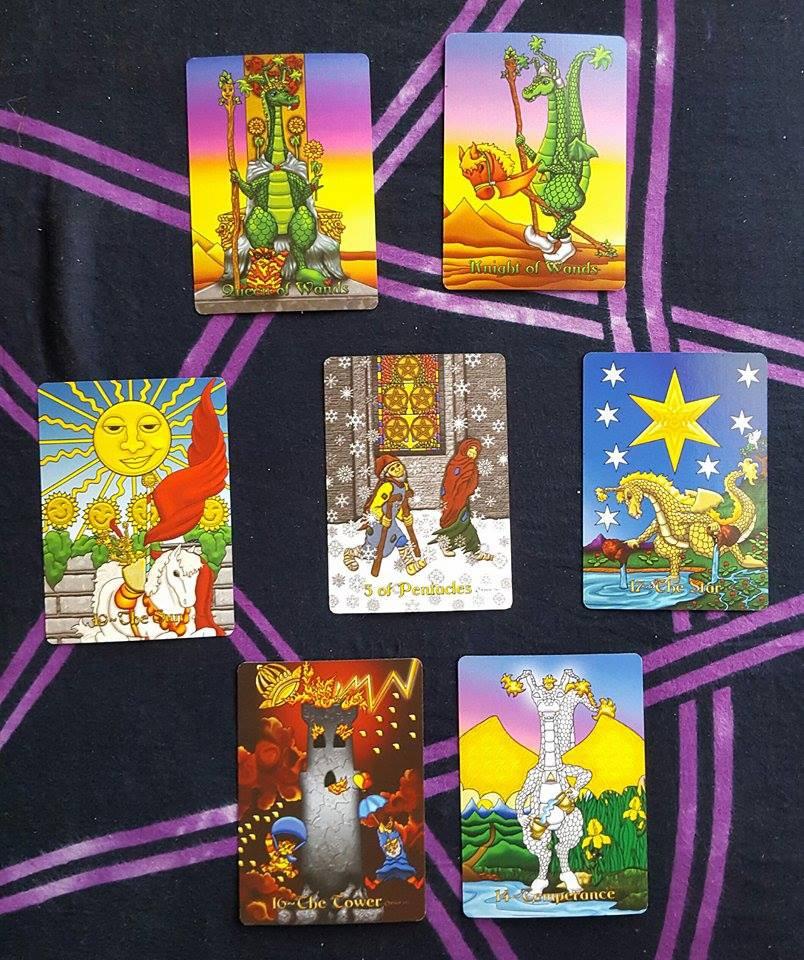 Tarot , Tarot Reading