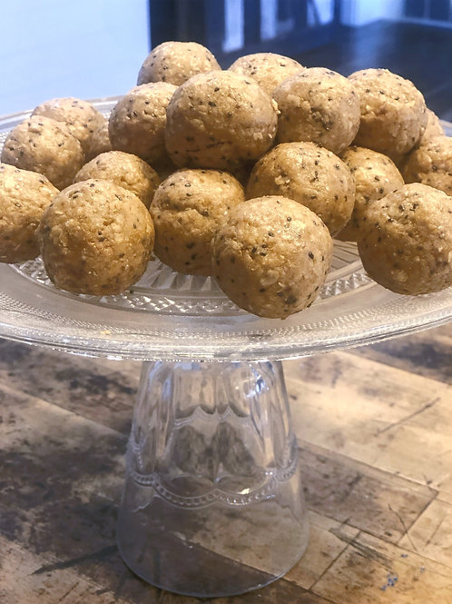 Cookie Butter Bites