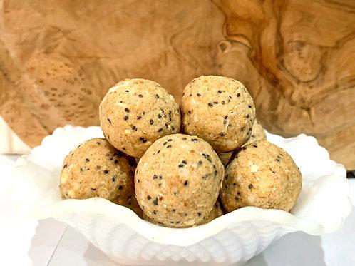Keto Macadamia nut/white choc/coconut