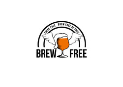 BREW FREE Logo