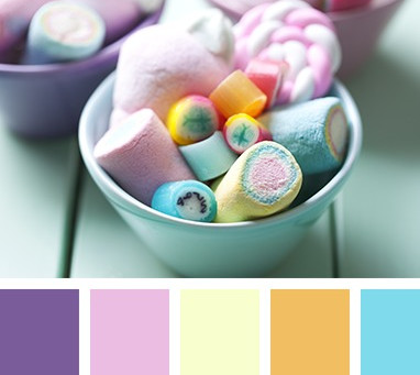 Як вибрати кольори для бренду?