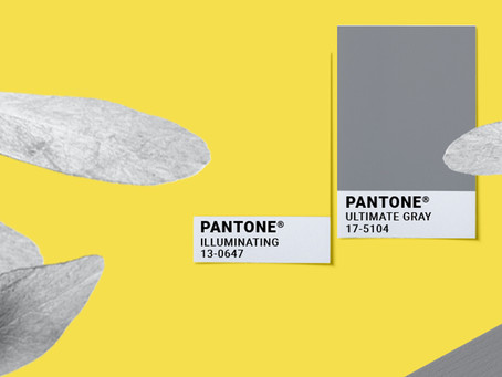 Pantone Colors 2021
