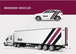 PAVA branded cars