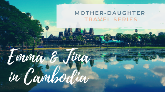 Mother-Daughter Travel Series: Emma & Tina