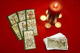 karty Tarota,wrózba,tarot
