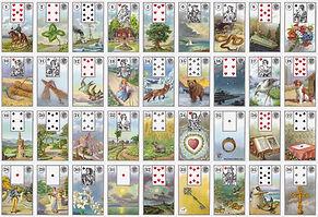 Wrozba na rok w kartach