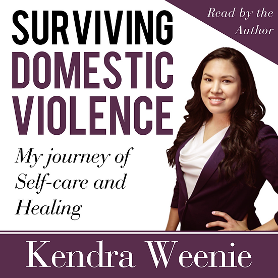 Audiobook - Surviving Domestic Violence