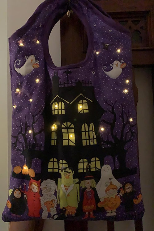 Halloween Bag Kit with Lights