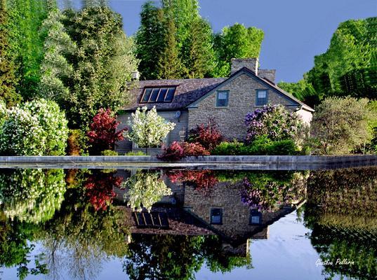 Merrick Tavern Pond