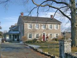 The Stone Farm House