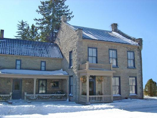 The John Mills House