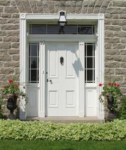 The John Johnston House Door