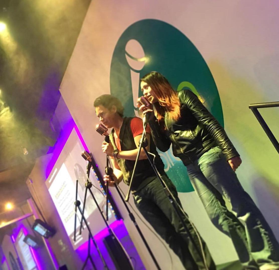Los mejores duetos en Larala Karaoke