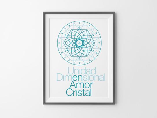Unidad Dimensional Amor Cristal