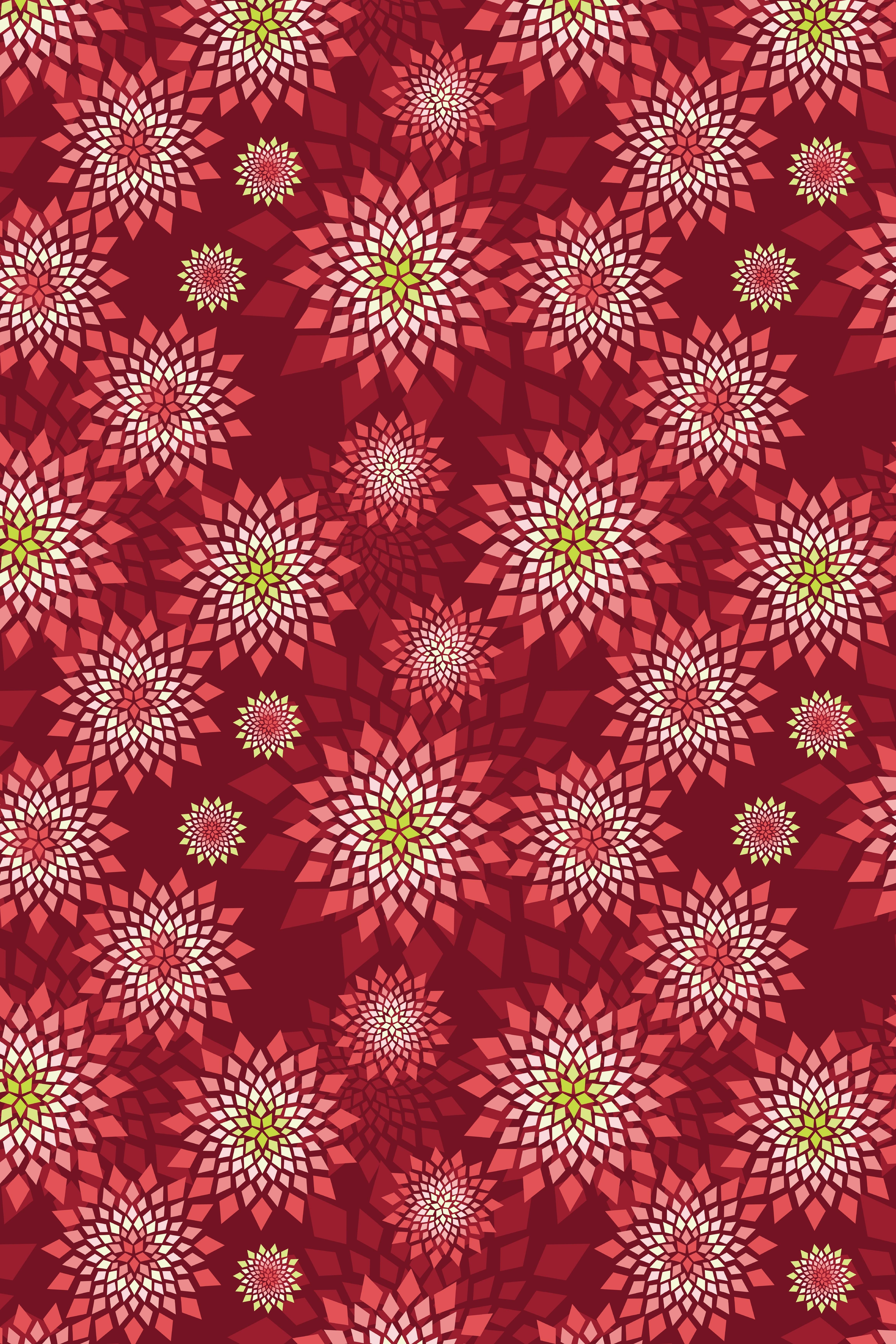 Spiral Flowers Full-01