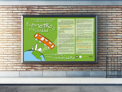 El metro y mi ciudad