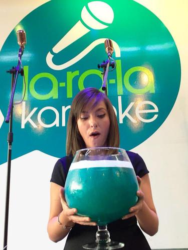Agua bendita: la copa más grande de México