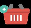E-commerce cesta de compras
