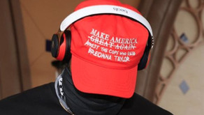Trump Supporters Upset Over MAGA Hat Worn By LeBron James About Breonna Taylor