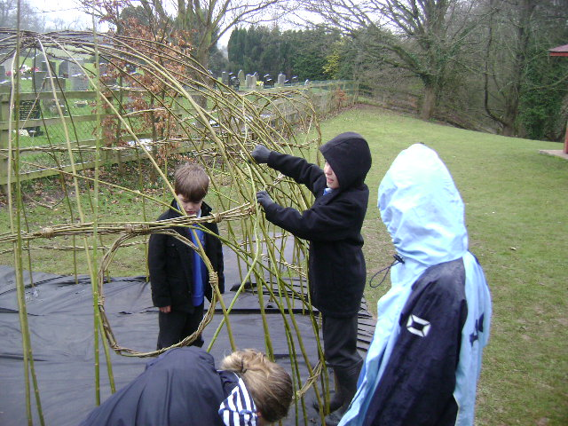 Willow Project funded by the PTA