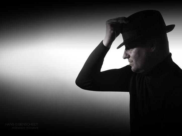 Hans-D.Benscheidt _Portrait