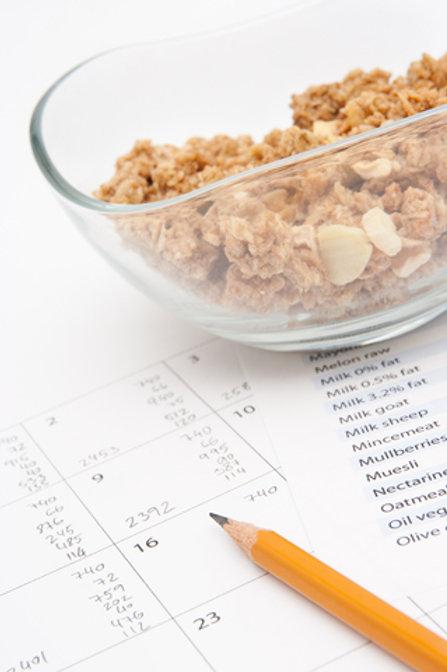8 Week Individually Tailored Diet Plan