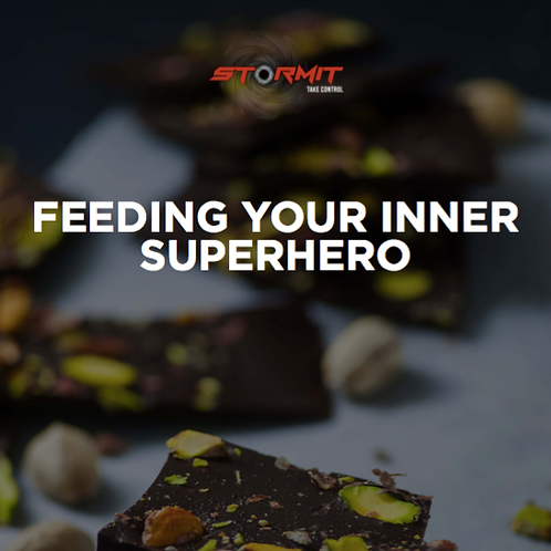 'Feeding Your Inner Superhero' - Christmas Edition