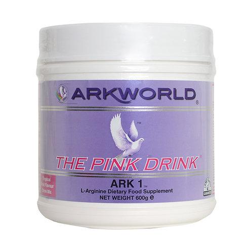 Ark 1 - PINK DRINK - L-Arginine Dietary Supplement