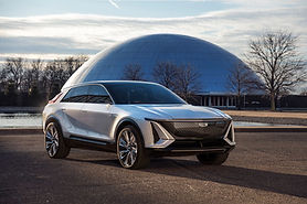 Way to go General Motors for being the first U.S. major to announce an all electric fleet by 2035. Here is hoping that it can happen even sooner than that; let's work together to put these into some racing games and show them off to the world