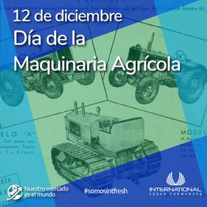 Día de la Maquinaria Agrícola