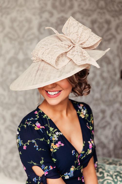 'Jasmin' Hat