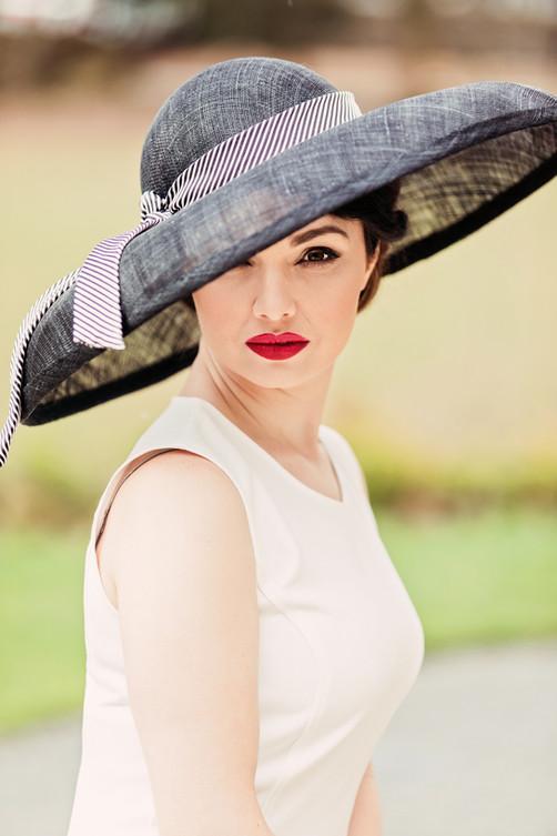 'Audrey' Hat