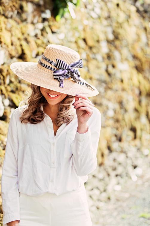 'Luiza' Sun Hat