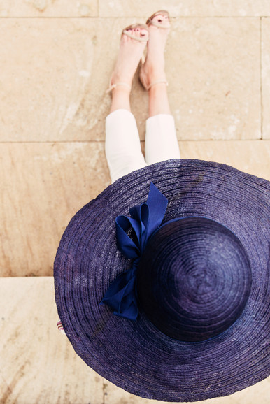 'Sally' Sun Hat