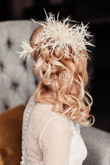 'Star Catcher' Headpiece