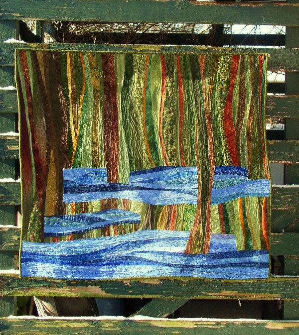 Warp & Weft, Water & Woods x