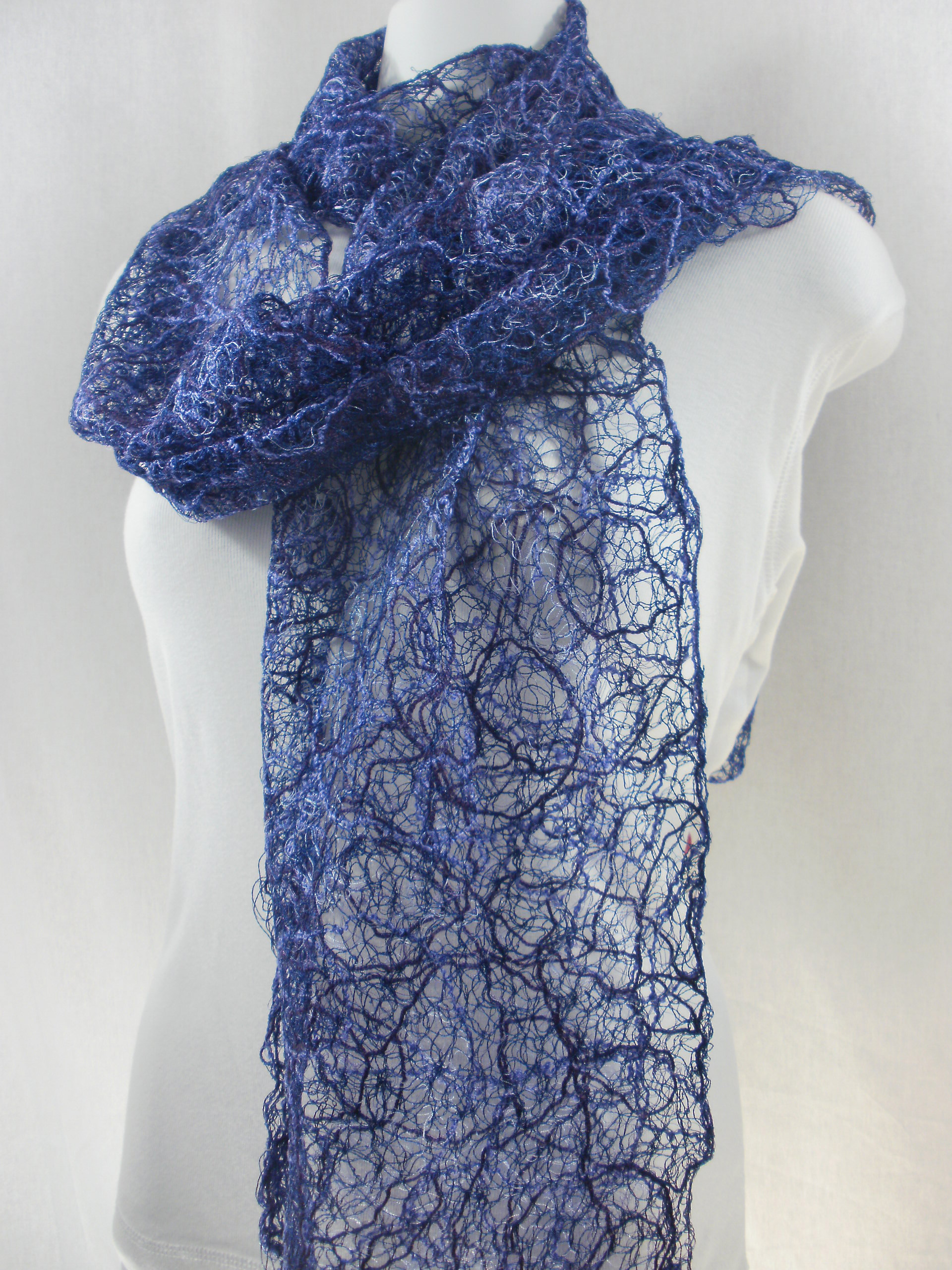 Threadwork Scarf