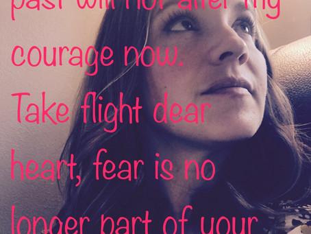 Flight Despite Fear