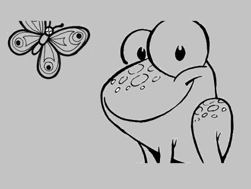 The frog buyer and the butterfly buyer