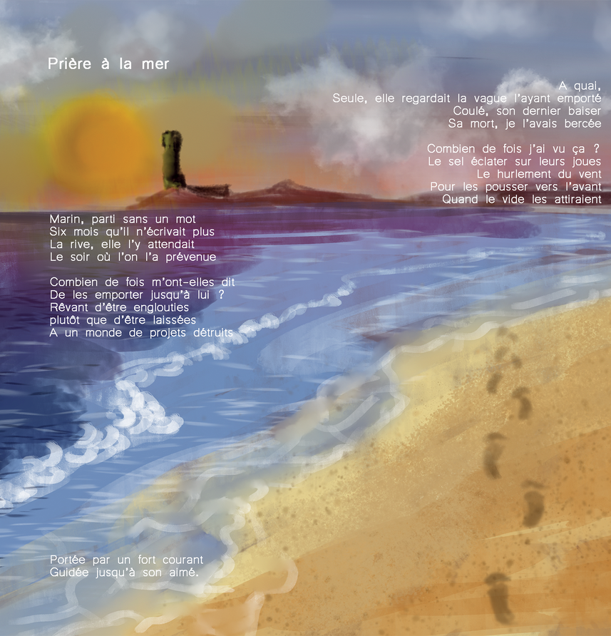 Prière à la mer