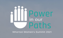 Wharton Women's Summit 2021 Pitch Competition